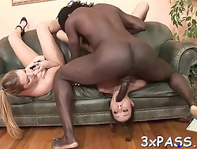 Free porn interracial