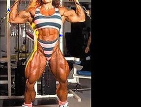 Irresistible Muscular GFs!