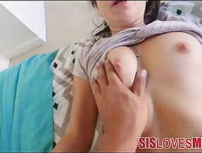 Fucking My Tiny And Fit Step Sister