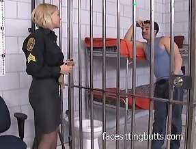 Super horny police officer gets cunt fucked real hard