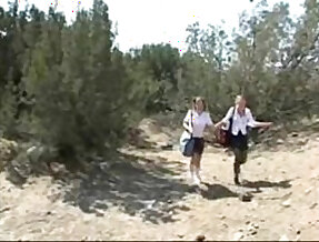 School Bus Girls