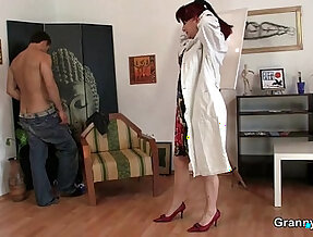 Cock hungry mature it hard