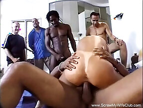 Interracial fuck each other With BBC