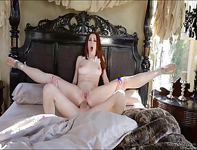 Redhead Loves my Cock Up The Ass