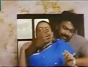 Rare Mallu Queen Shakeela forced and boobs popping out