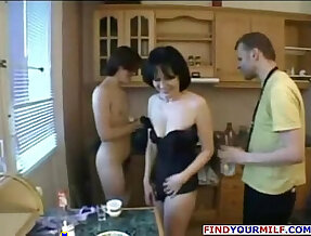 Made in Russia amateur swingers