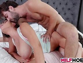 Very Needy Stepma Gets The Penis