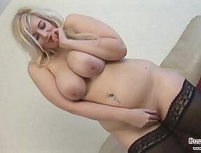 Raphaella Showing Off Her Curves