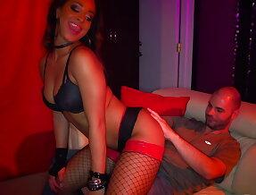 Chanel naughty stripper